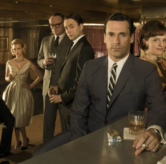 comparing ourself to others mad men and hangovers