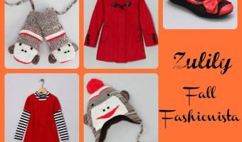 Zulily Fall Fashionista