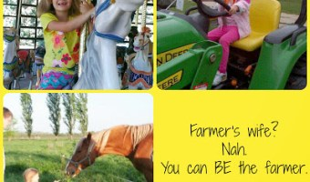 You Can BE the Farmer