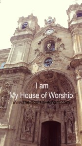 I am My House of Worship
