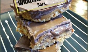 Whatchamacallit Cookie Bars Recipe