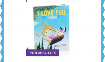 Hallmark Personalized Children's Book Review & Giveaway