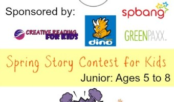 Enter Our Spring Story Contest for Kids!