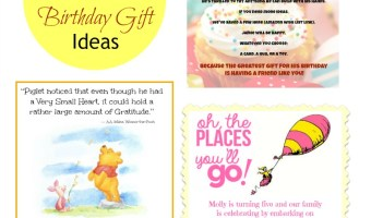 3 Ways to Share Birthday Gift Lists