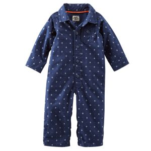 OshKosh B'Gosh Anchor Coveralls