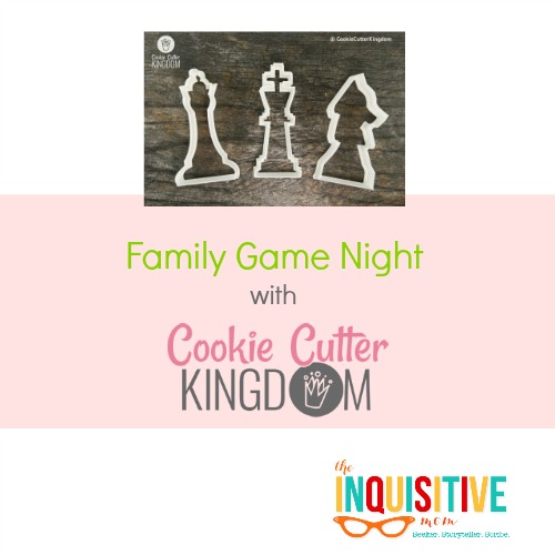 Family Game Night with Cookie Cutter Kingdom