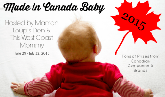 Made In Canada Giveaway Event 2015!