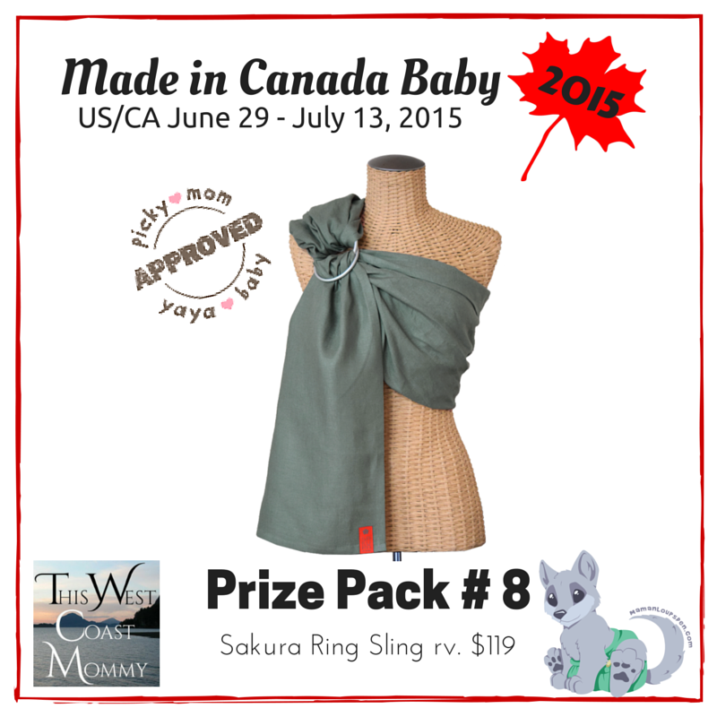 Made in Canada Baby Prize 8