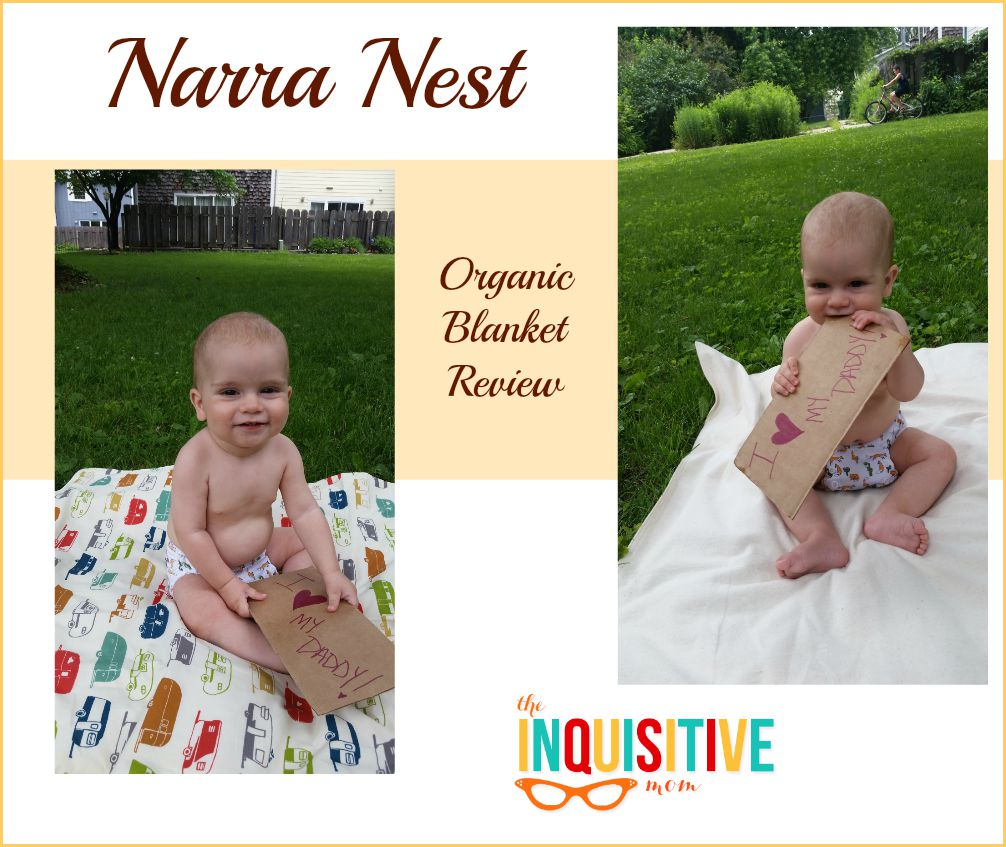 Narra Nest Organic Blanket Review The Inquisitive Mom