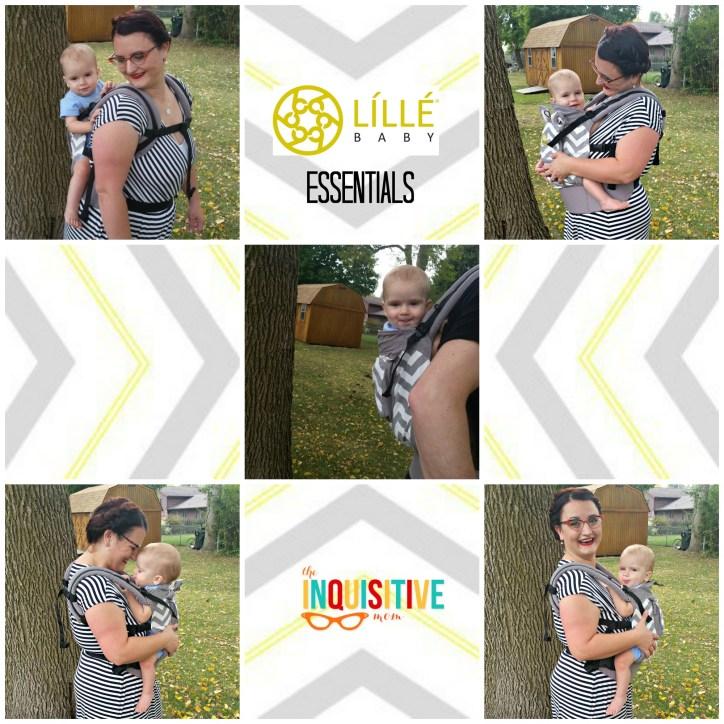 The New LÍLLÉbaby Essentials! Your Gateway to Babywearing 3