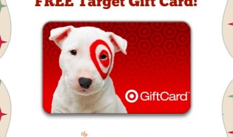 How to Score a Free Target Gift Card!