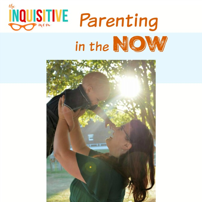 """Parenting in the Now. """"I want to celebrate our last taking his first steps, with the knowledge of all of the amazing firsts yet to come."""""""