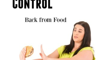 Taking Control Back from Food
