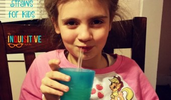 Why I Love Glass Straws for Kids