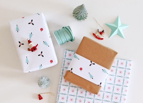 christmas wrapping collection4