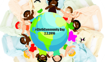 The 2nd Annual Cloth Community Day #ClothCommunity