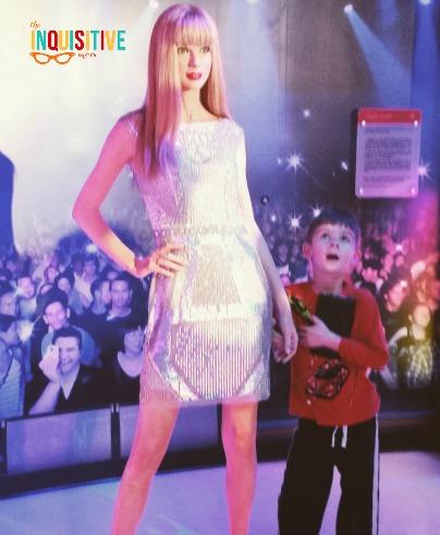 Madame Tussauds New York Taylor Swift