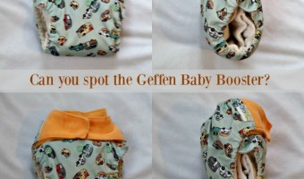 Geffen Baby Quick Absorbers Review