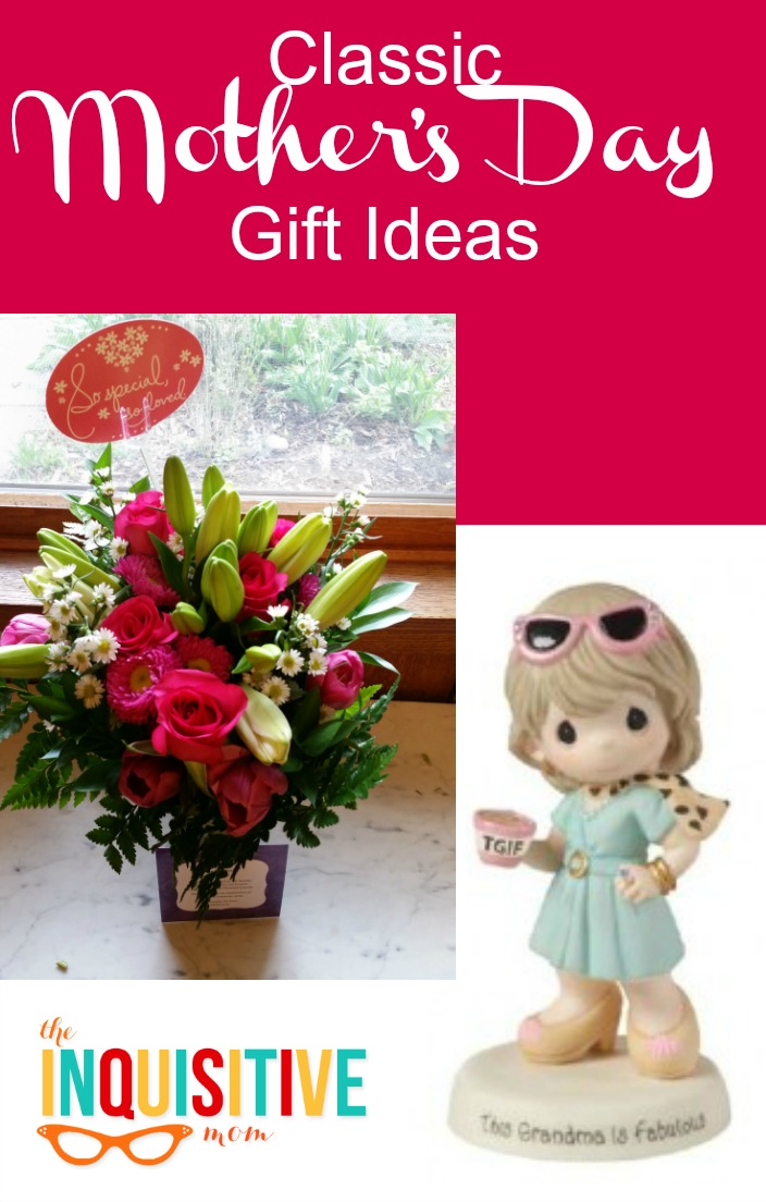 Classic Mother's Day Gift Ideas