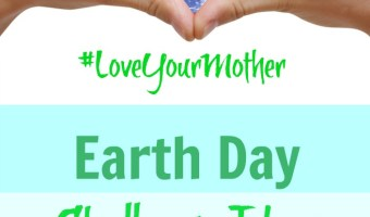 Earth Day Challenge Ideas #LoveYourMother