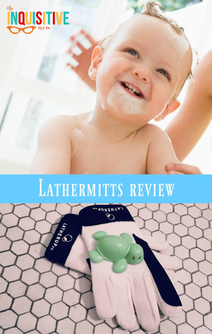 LatherMitts Review from The Inquisitive Mom
