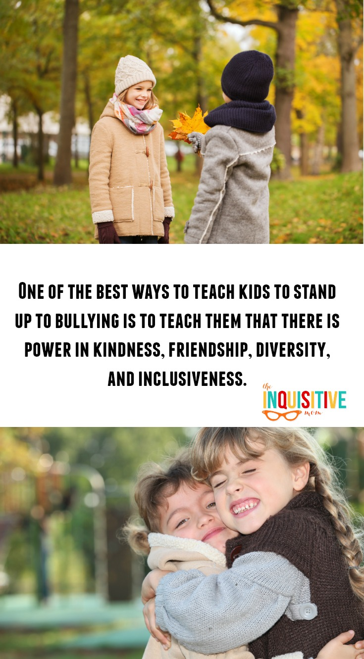 there-is-power-in-kindness. Teach Kids to Stand Up to Bullying.