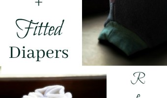HumBird Cloth Diapers Wool Cover and Fitted Review