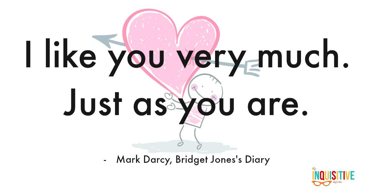Facebook Valentines Bridget Jones