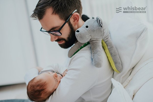 Soothe and Comfort Baby with Whisbear Review