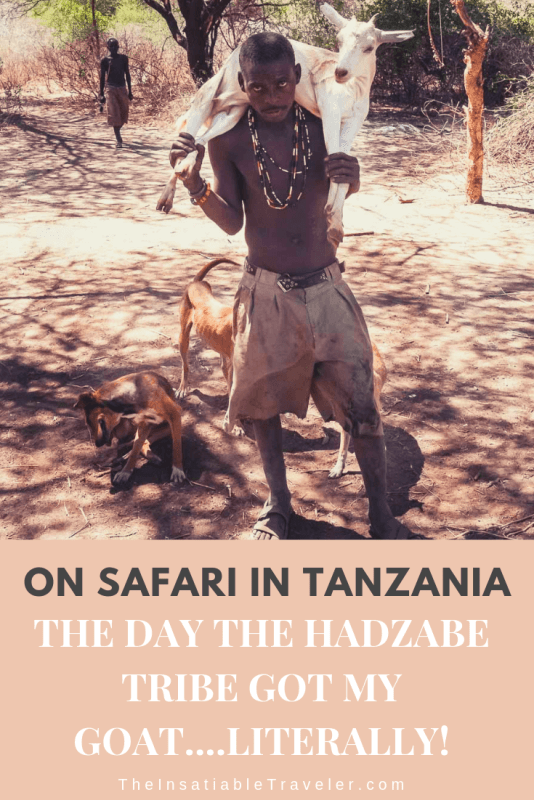 What it was like visiting the Hadzabe tribe in Tanzania, a fascinating culture still living much like their ancestors (hunter-gatherers) did centuries ago.