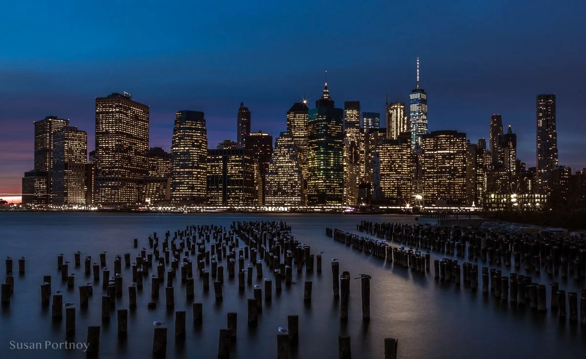 Where To Photograph Stunning Views Of The New York Skyline At Night