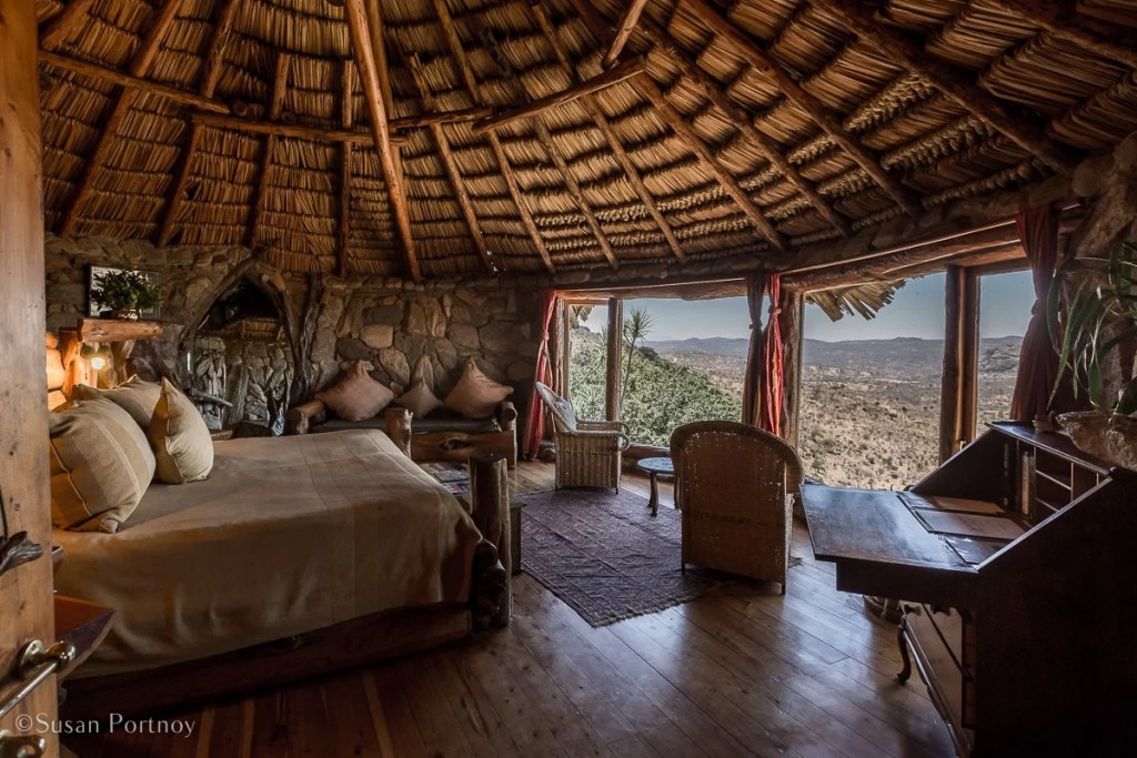 Luxury room at Ol Malo - Kenya Safari Lodges with Spectacular Views -