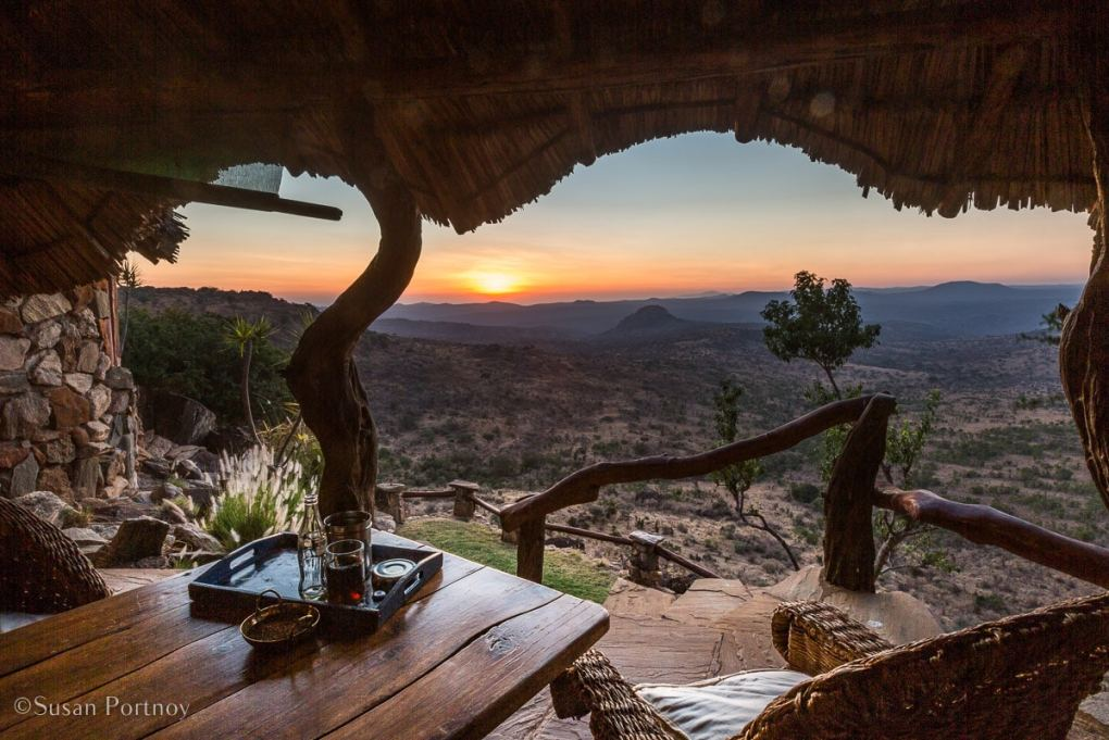 Ol Malo veranda - Kenya Safari Lodges with Spectacular Views -7958