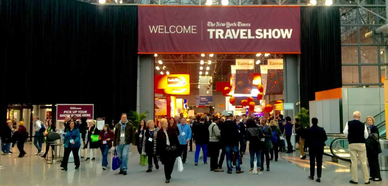 New York Times Travel Show 2016