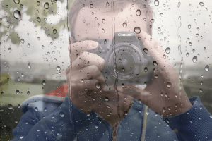How to Make My Super Easy, Ridiculously Cheap, DSLR Rain Cover