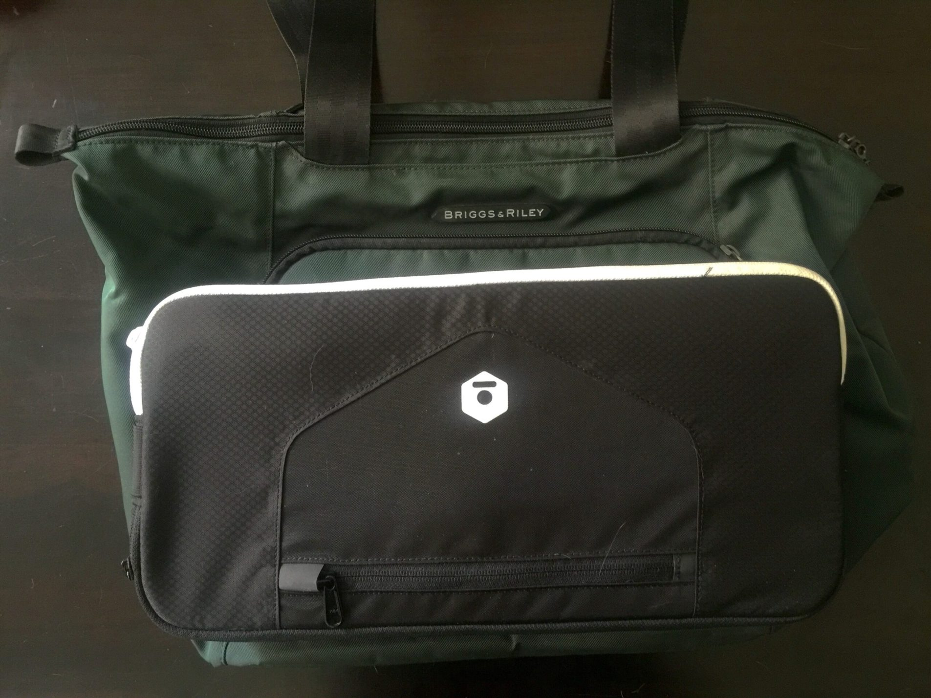 Roost case in relation to my carry-on bag (purse)