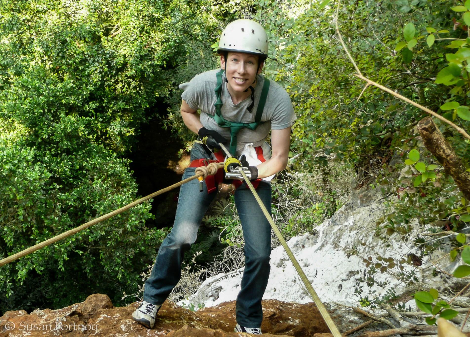 Best Travel Advice: -Susan PortnoyBlack Hole Drop, Belize
