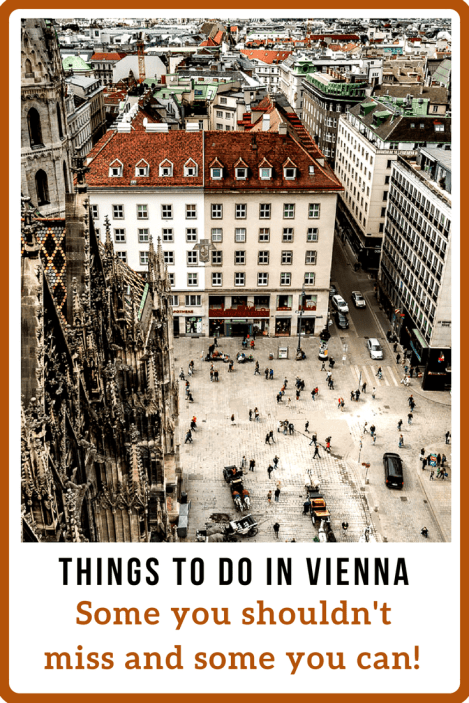 Things to do in Vienna that you'll love.