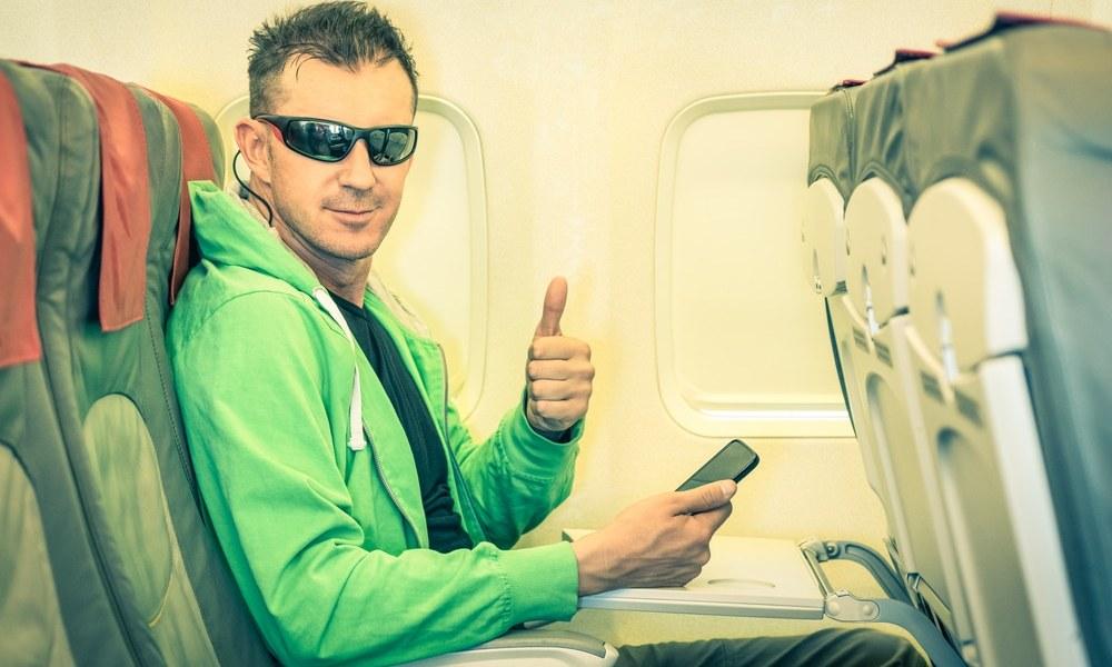 How to Enjoy a Long Coach Flight