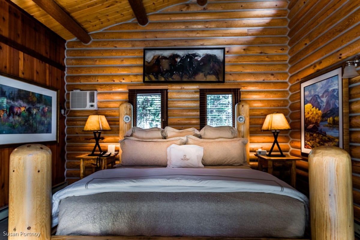 Bedroom of Trapper
