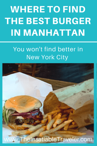 Where to find the best burger in New York City! (1)