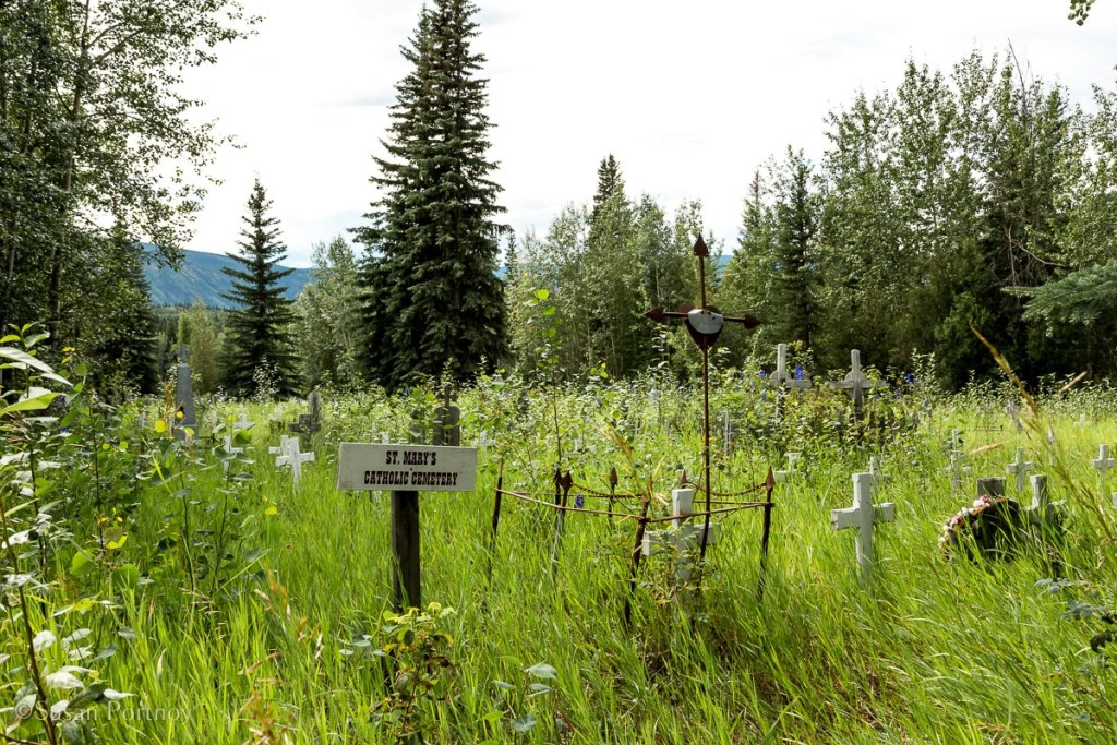 Grave in Dawson City