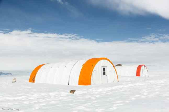 Icefield Discovery basecamp --Kaskawulsh glacier in Yukon's Kulane National Park-1188