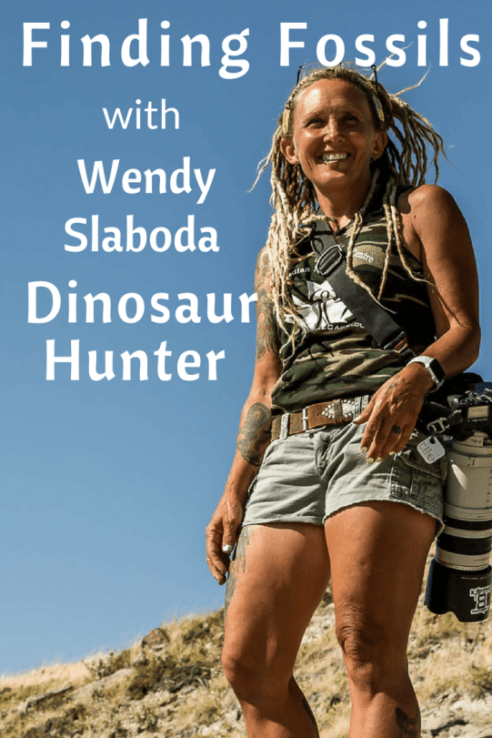 My afternoon with Wendy Sloboda_ The Canadian Badlands' Legendary Dinosaur Hunter _ #Canada #travel #paleontology
