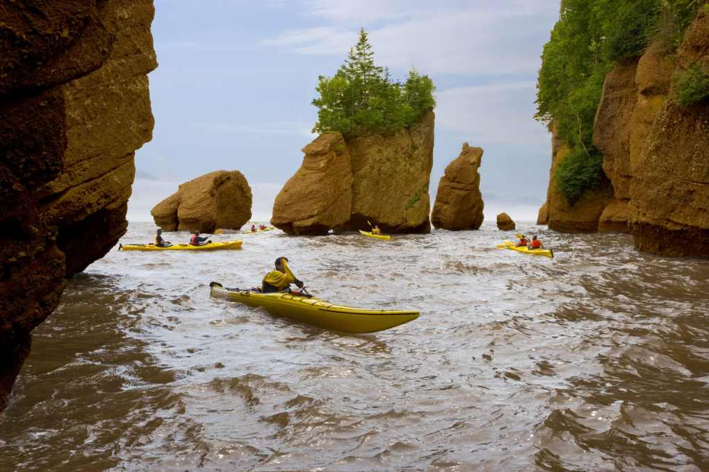 Hopewell Rocks 10 of the Most Beautiful Places in Canada for Unforgettable Views