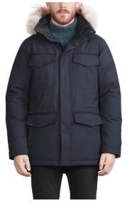 Quartz Co Elia down jacket