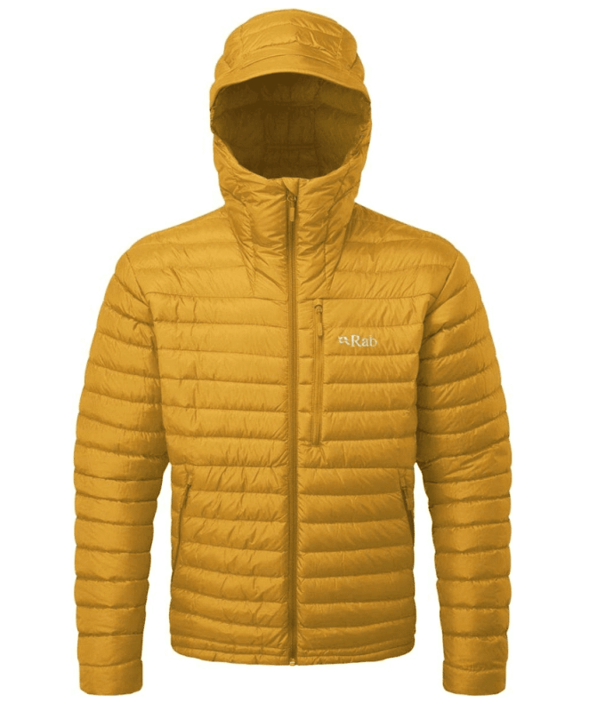 RAB Microlight Alpine Jacket - Men's for your winter packing list