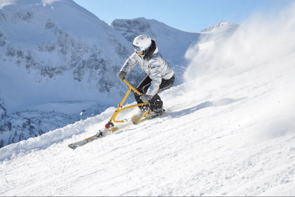 Skibobbing | | 8 Amazing Things to do in Winter Worth Traveling the World For
