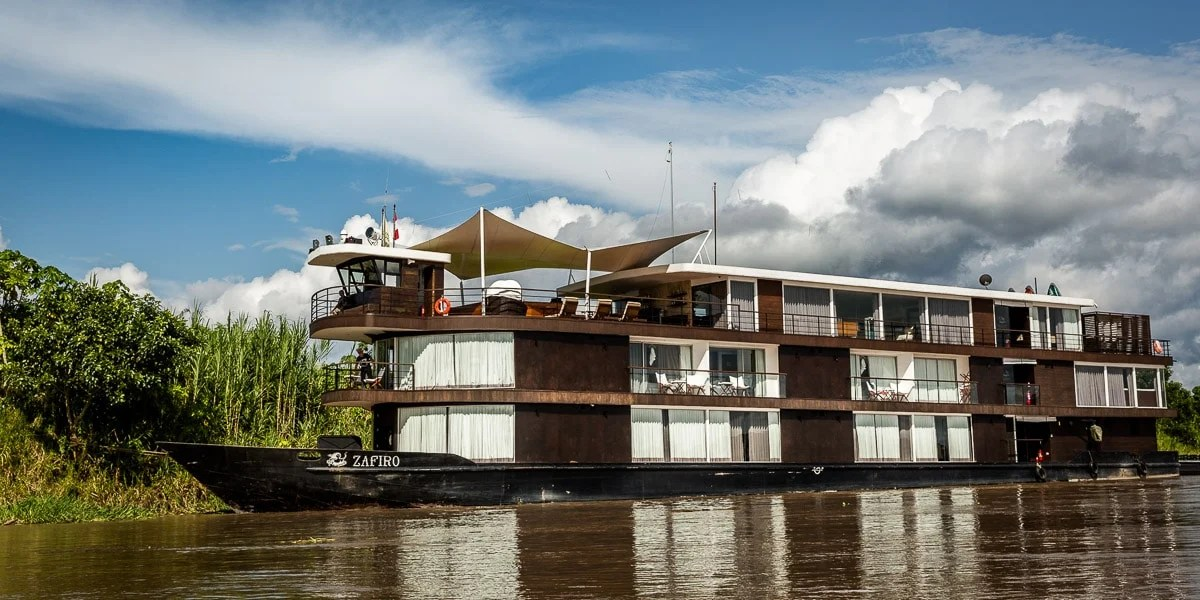 This Amazon River Cruise Will Make You Want to Hop on a Plane