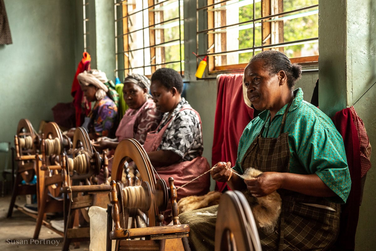 Nanyuki Weavers & Spinners - - How to Experience More Beyond Kenya's Big Five